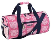 Kid Kraft Duffle Bag - Damask (Pink)
