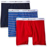 Tommy Hilfiger Men's Underwear 3 Pack Cotton Classics Boxer Briefs
