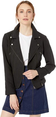 French Connection Women's Biker Jacket