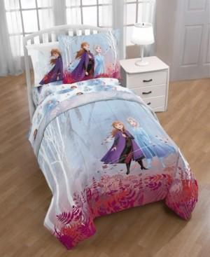 Disney Frozen Forest Spirit 8-Piece Full Comforter Set Bedding