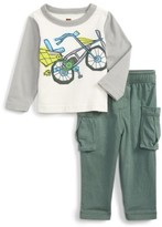 Tea Collection Infant Boy's Flying Scot T-Shirt & Pants Set