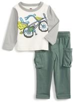 Tea Collection Infant Boy's Flying Scot T-Shirt & Pants Set