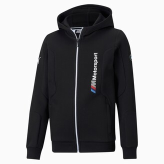 Puma BMW M Motorsport Kids' Sweat Jacket