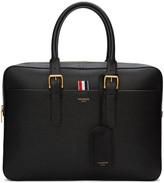 Thom Browne Black Business Briefcase