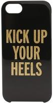 Kate Spade Kat Spad Nw York Kick Up Your Hls Rsin iPhon Cas Cll Phon Cas