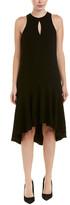 Trina Turk Keyhole Midi Dress