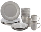 Rachael Ray Cucina Sea Salt Grey 16-Pc. Set, Service for 4