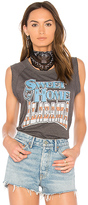 Junk Food Clothing Sweet Home Alabama Tank in Charcoal. - size L (also in M,XS)