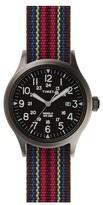 Timex Archive Scout Brook Stripe Strap Watch, 40Mm