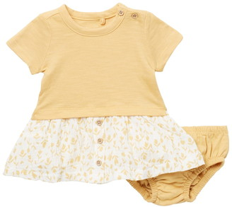 Jessica Simpson Wheat Dress & Bloomers