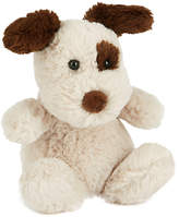 Jellycat Poppet Pup Soft Toy, Tiny, Cream/Brown