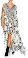 Camilla WILD BELLE Split Front & Sleeve Kaftan