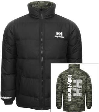 Helly Hansen Revesible Down Jacket Black