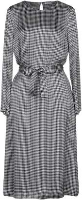 Cappellini by PESERICO 3/4 length dresses - Item 34943227TE