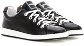 Kenzo Patent Leather Sneakers