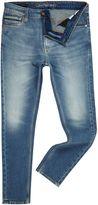 Calvin Klein Men's Skinny Taper - Twister Blue Jeans