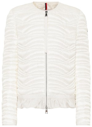 Moncler Ambre quilted down jacket