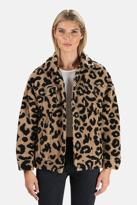Apparis Tiarra Teddy Bear Jacket