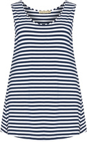 Isolde Roth Plus Size Paula striped jersey top