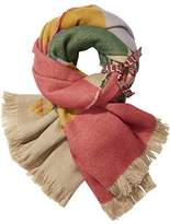 Scotch & Soda R'Belle Girl's Farbblock Scarf
