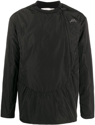 A-Cold-Wall* Invisible Zip Sweatshirt