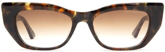 Dita Eyewear Cat Eye Frame Sunglasses