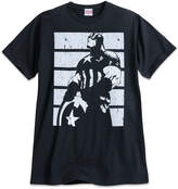Disney Captain America Contemporary Tee for Men