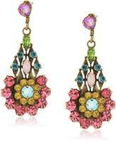 Sorrelli Happy Birthday Decorative Drop Earrings