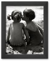 """Art.com Kids Kissing"""" Framed Art Print"""