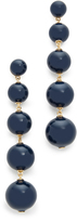 Kate Spade Precious Poppies Bauble Drop Earrings