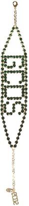GCDS Logo Embellished Necklace