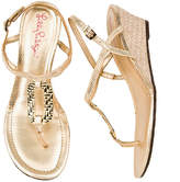 Lilly Pulitzer As Good As Gold Wedge