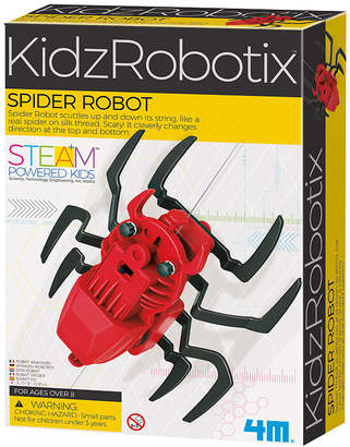 4M Kidzrobotix Spider Robot Kit Steam Powered Kids