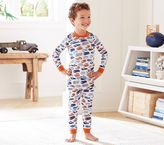 Pottery Barn Kids Organic Car Pajama