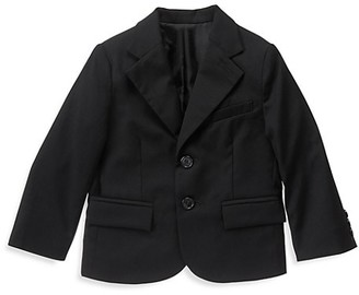Janie and Jack Baby's, Little Boy's & Boy's Wool Blazer