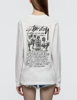 Stussy Tribe Of L/s T-shirt