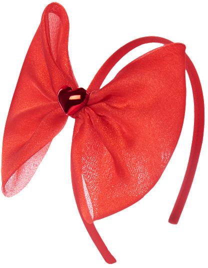 Gymboree Heart Bow Headband