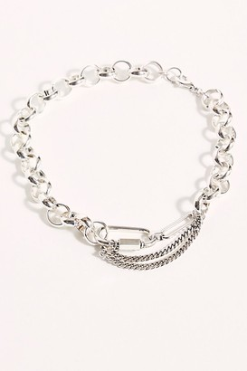 Free People Love Chain Necklace