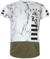 Fabric Marble T Shirt Mens