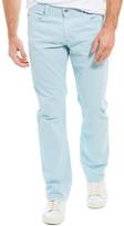 AG Jeans The Graduate Light Blue Tailored Leg