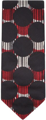 Dolce & Gabbana Abstract-Print Tie