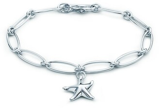 Tiffany & Co. Elsa Peretti Starfish bracelet in sterling silver, medium
