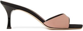 Giuseppe Zanotti Two-tone Leather Sandals