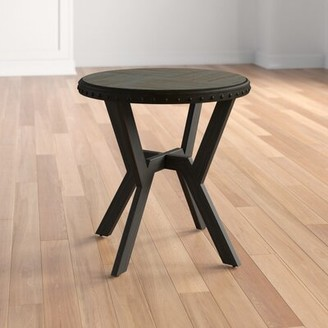 Three Posts Bairoil End Table