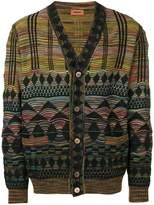 Missoni multicoloured knit cardigan
