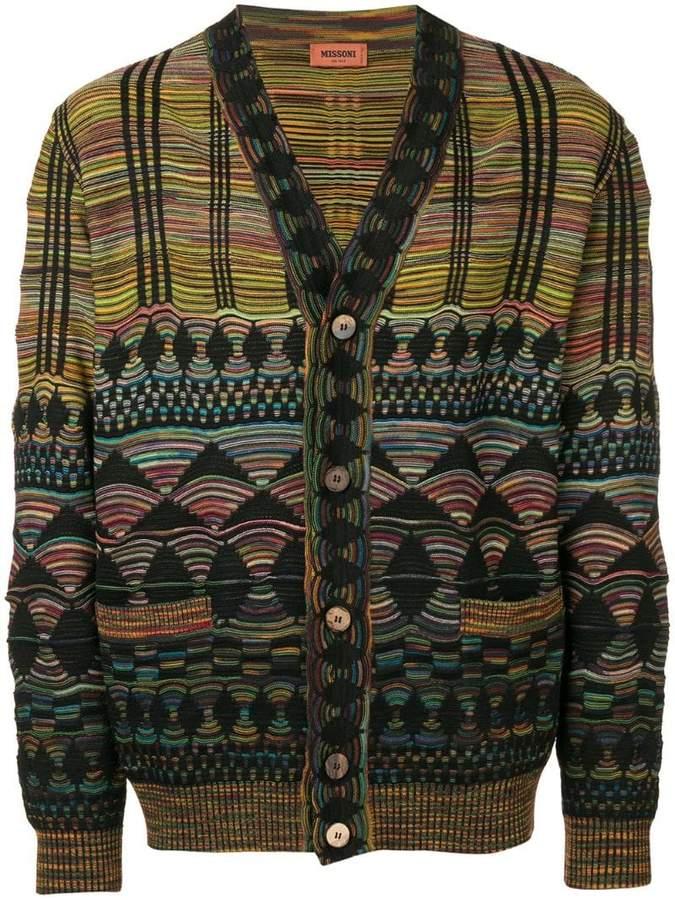 8a2e35c1f187e0 Missoni Men s Sweaters - ShopStyle