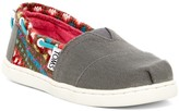 Toms Knit Classic Slip-On Shoe (Little Kid & Big Kid)