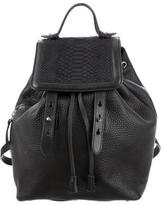Mackage Leather Tanner Backpack