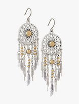 Lucky Brand Dream Catcher Earring