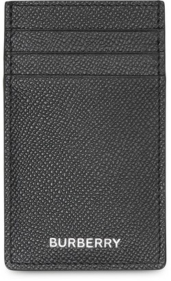 Burberry Grainy Leather Card Case